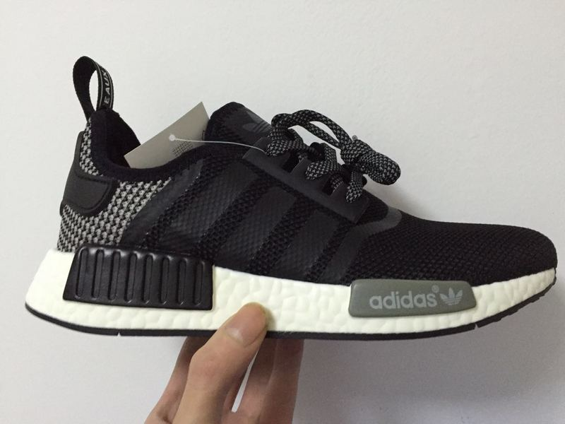 Adidas NMD PK Runner men black Grey