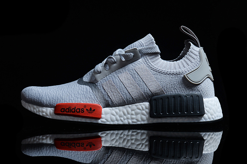 Adidas NMD PK Runner men shoe gray