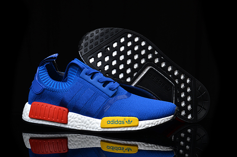 super popular 9214f 5036d Adidas NMD PK Runner men shoe sapphire