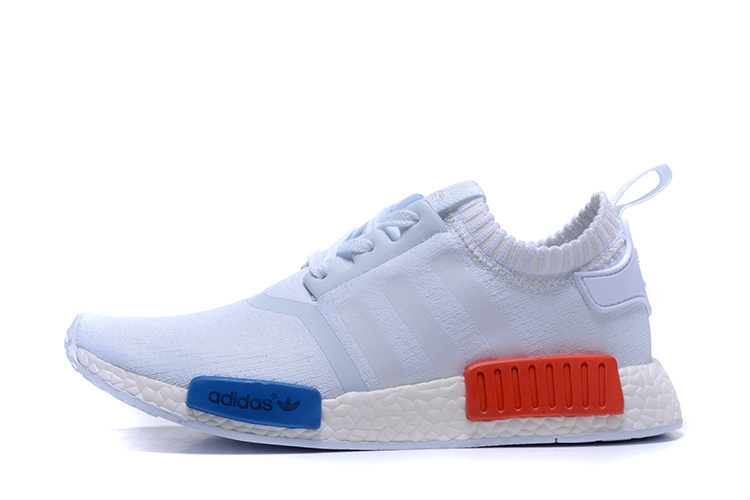 Adidas NMD Runner PK All White
