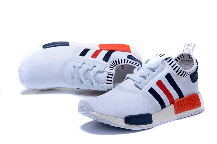 Adidas NMD Runner White Stripes