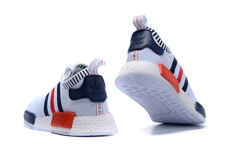 00755f7b6b166 Adidas NMD Runner White Stripes  adidasnmdmens10  -  63.99   Adidas ...