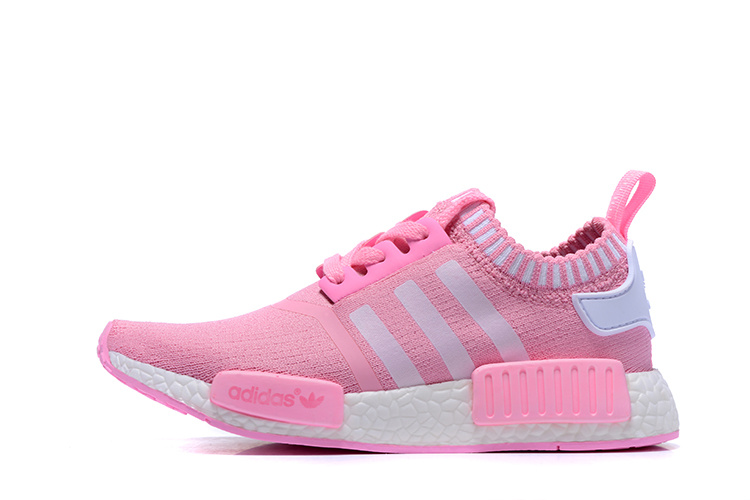 Adidas NMD Runner women shoes Pink White