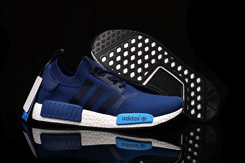 c73523195 ... denmark adidas nmd pk runner deep blue men women shoe 7a89f 141b7