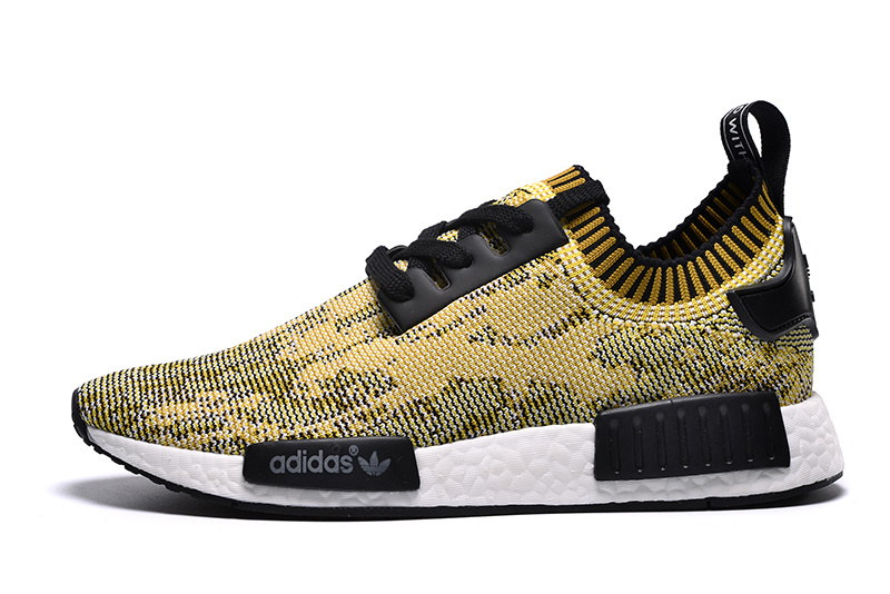 Adidas NMD Runner PK Yellow Camo
