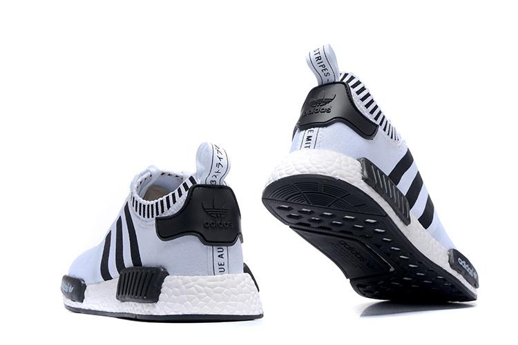 7e224353a663 Adidas NMD Runner White Black men women  adidasnmdrunner16  -  63.99 ...