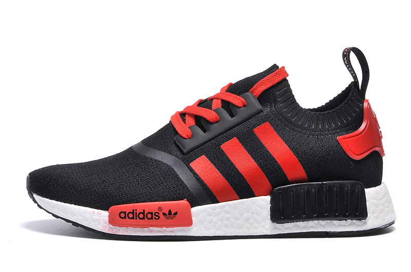 6e3d6a45bcffaa amazon adidas nmd runner men women black red ab2bc 917c6