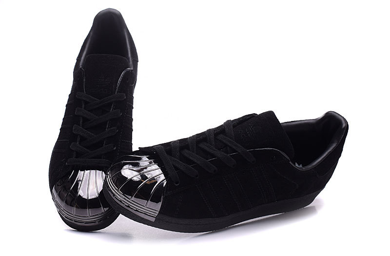 Men Adidas Superstar 80s Metal Toe Golden