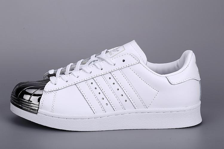 Mens Adidas SUPERSTAR METAL White