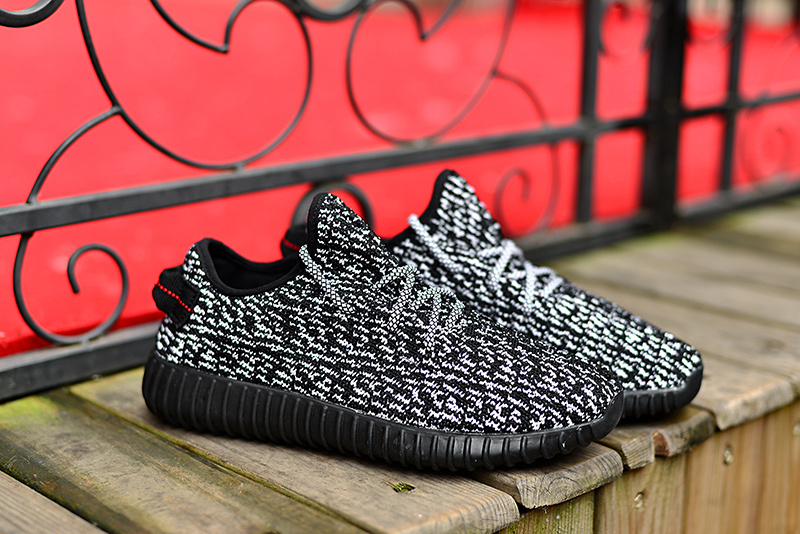 Mens Adidas Yeezy Boost 350 Low Kanye West Black