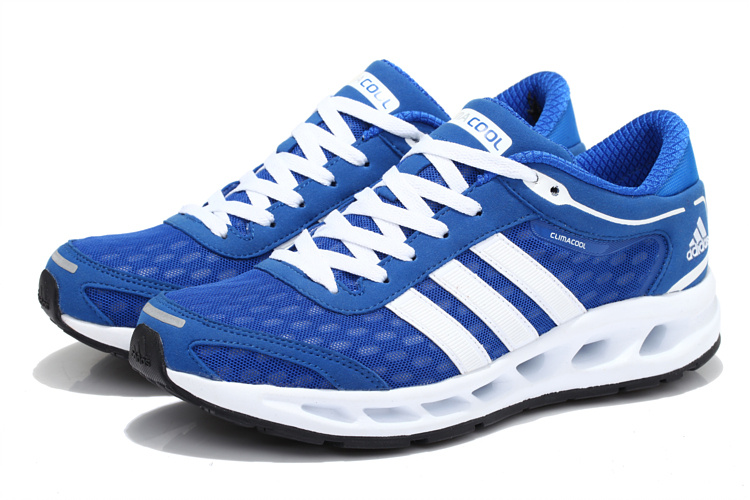 adidas Performance Men\'s Galaxy Elite Running Shoe Blue/White