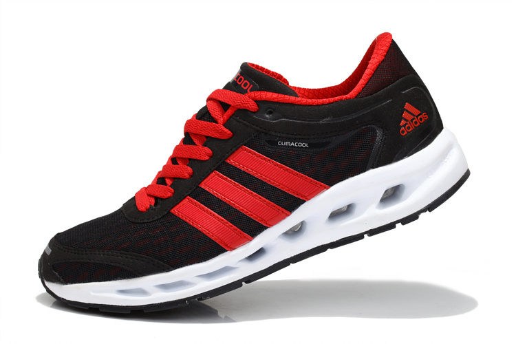 adidas Performance Men's Galaxy Elite Running Shoe Black/Red